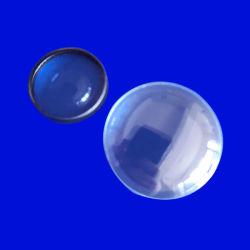 Objectif CCTV CaF2 Plano Lentille convexe