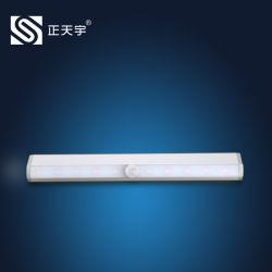 Câblés en vertu de la tâche du Cabinet de l'éclairage à LED 5000K (lumière du jour) , Wide Body, de longue durée avec le gel de l'objectif de base de métal