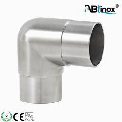 En acier inoxydable 304 316 Le Coude en fonte pour main courante de la main courante 90 degré