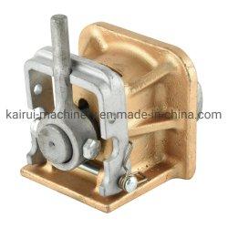 Rame galvanizzato elettrico della serratura di torsione del contenitore e del camion/investimento/pezzo fuso precisione/in lega di zinco