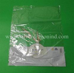 Clair de qualité alimentaire personnalisé RPC sac sac à pain toast à l'emballage