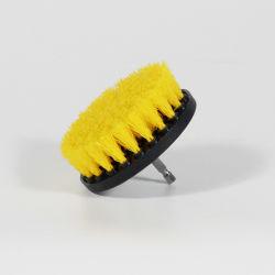 Perceuse électrique de la brosse nettoyer les taches de surface de plancher dur l'outil de cuisine