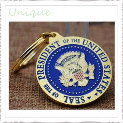 Мода оптовой Custom Металлообработка карнавал нам Trump медальон для рекламных подарков