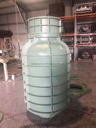 1000 dello spreco della metropolitana della plastica di litro 2000 - di litro serbatoi di acqua