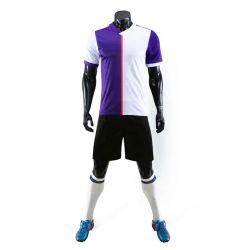 Breathable Sportkleidung-Fußball-/Fußball-Jersey-Klage-Fußball-T-Shirt und Kurzschlüsse