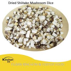 Déshydratés dés de champignon shiitake dés Cube 5*5mm
