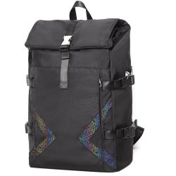Elegante Zaino Anti Theft Travel Laptop School Per Unisex