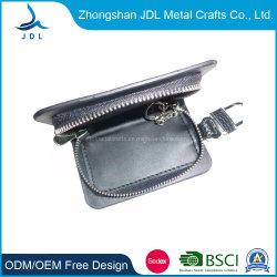 حقيبة حامل بطاقة العمل المغنطيسية بالجلد من البولي يورثان (PU) للرجال قليلة السمك لحامل بطاقة العمل المغنطيسية بالجلد لحامل هدية (17)