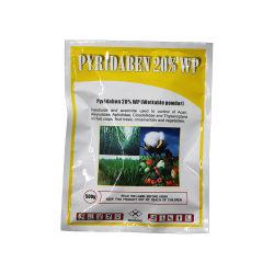 95%Tc 20%Wpおよび15%Ec Pyridabenの殺虫剤の殺虫剤