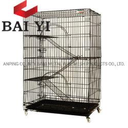 Dongguan Produtos Pet Cat Condo Cage Modern Cat House pura