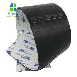 Черный цвет 3m резиновые ножки Bumpon защитные Dumper блока