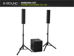 Nieuwste Design Column Speaker Box Line Array System Hm12-2.1