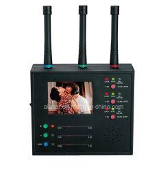Drahtloses Signal 1.2 Gigahertz, 2.4 Gigahertz, 5.8 Gigahertz-Kamera-Hunter/drahtloser Kamera-Detektor