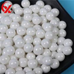 サポート媒体白いジルコニアの陶磁器のベアリング用ボール