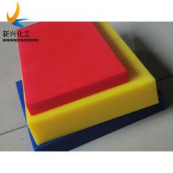 Engineering Corrosão e desgaste resistente a UV e resistentes ao frio PE Folha preta/Folha de HDPE/UHMWPE Hmwpe PE500 Grau
