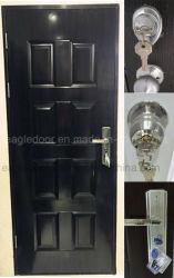 Le Nigéria de la sécurité de l'acier avec porte en acier américain Doorin Soncap (EPT-003A)