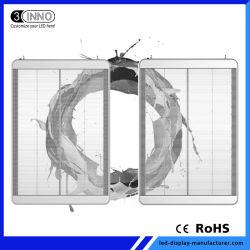 P5/8mm monitor LED de alta escala de cinza Óculos para publicidade