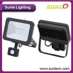 Ультратонкий LED за пределами прожекторы заливающего света на открытом воздухе датчика индикатора (SLFAP53)