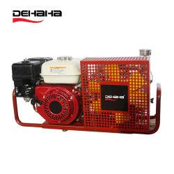 Портативный 300 бар воздуха для дыхания компрессора высокого давления насоса с аквалангом для продажи