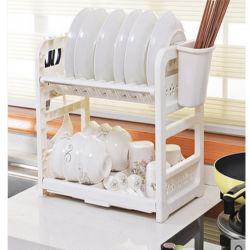 Pile della cucina, mensole di plastica della spezia, bacchette di condimento Hc-004 della famiglia degli apparecchi