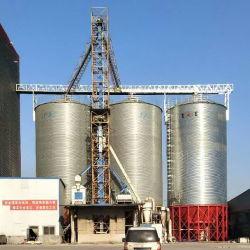 500 toneladas de maíz la capacidad de tanque de almacenamiento verticales de acero Los precios de los silos