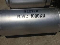 Kleurloos gas met laag toxititirekoelmiddel R227ea, HFC-227ea,
