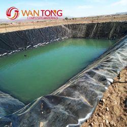 池防水はさみ金の魚のいる池のごみ処理鉱山の貯水池はさみ金のための1.5mmのHDPE Geomembrane