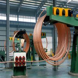 Fournisseur professionnel Tube en acier recouvert de cuivre Bundy appliquée pour Conderser, Système hydraulique des industries de la Chine