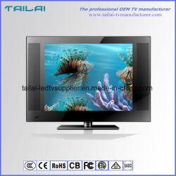 19pulgadas 4: 3 reformado USB HDMI VGA AV Coaxial TV LED pantalla plana