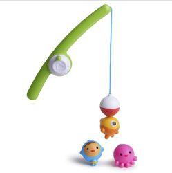 Het grappige Stuk speelgoed van het Bad van de Visserij van het Beeldverhaal van het Spel van het Water