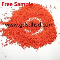 Arancio Masterbatch del pigmento dell'elemento portante 20% di LLDPE