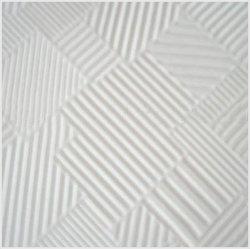 Plaques de plâtre 60X60 / Gypse laminé PVC les carreaux de plafond