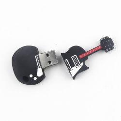 노벨티 바이올린 큐트 32GB USB 2.0 플래시 드라이브 카툰 뮤직 펜 드라이브 메모리 USB 스틱