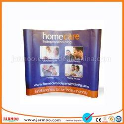 La publicidad emergente estable de PVC de pared