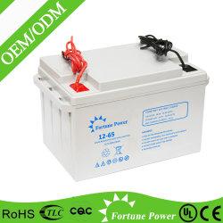 De beste Batterij van het Schroot van het Lood van de Prijs 12V 65ah UPS Zure voor het Systeem van de Macht