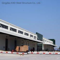 Châssis en acier industriel appartement modulaire de structure en acier pour la vente d'entrepôt de stockage