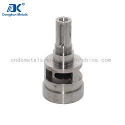 Aangepaste metalen Casting 1.4301/SS304-koppelas voor de machineindustrie