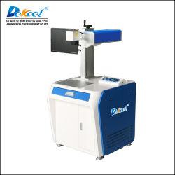Macchina della marcatura del laser della fibra dell'incisione del metallo di Dekcel 20With30With50With70With100W