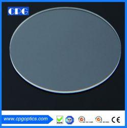 Dia25.0xt1mm CaF2 fenêtre optique non couché