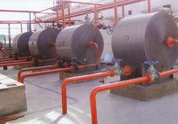 Kohlenstoffstahl-Edelstahl-/Titanammoniak-Phenol-Kondensator für Cooke Öl