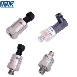 IP65 de 4-20mA 0.5-4.5V I2c en miniatura de Smart Transductor de presión de acero inoxidable - precio de fábrica el sensor de presión transmisor