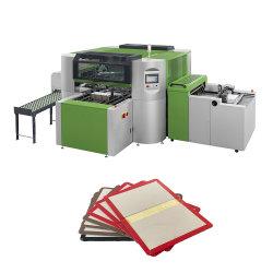 Gebundene Ausgabe Bookbind Fall, der Maschine für Notizbücher/Bücher herstellt