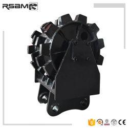 Rsbm 300 ~ 600mm 小型油圧ショベル用締固めホイール