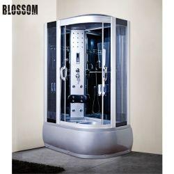 회색 욕조 욕실 유리 슬라이딩 도어 스팀 샤워 캐빈 가격