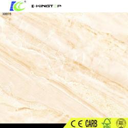 preço de fábrica esmalte polido 600 X 600 mm flexível azulejos de parede