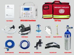 Transporte médico ventilador de emergência (HFS3100um modelo)