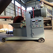 La biomasse de la machine de briquettes de sciure de bois d'arachide Fextruding de briquettes de Shell de la machine pour faire du charbon de bois Bio