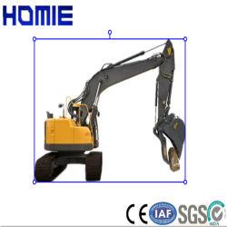 Hohe Kapazitäts-hydraulischer multi Gebrauch-grabende Hochleistungswannen für Verkauf