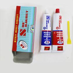 Secagem rápida Self-Bonding acrílico modificado o Adesivo Epóxi Cola Ab