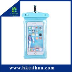 도매 모바일 6인치 케이스 파우치 PVC 방수 핸드백